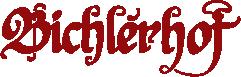 Bichlerhof Mittenwald Logo