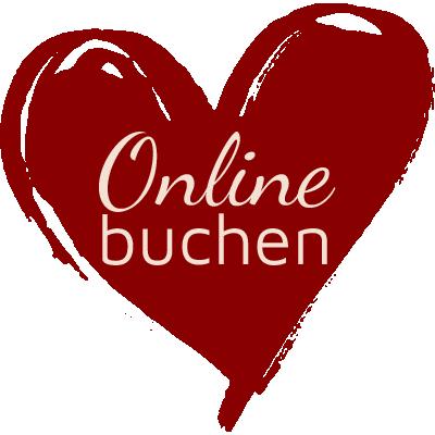 Herzbutton Online buchen
