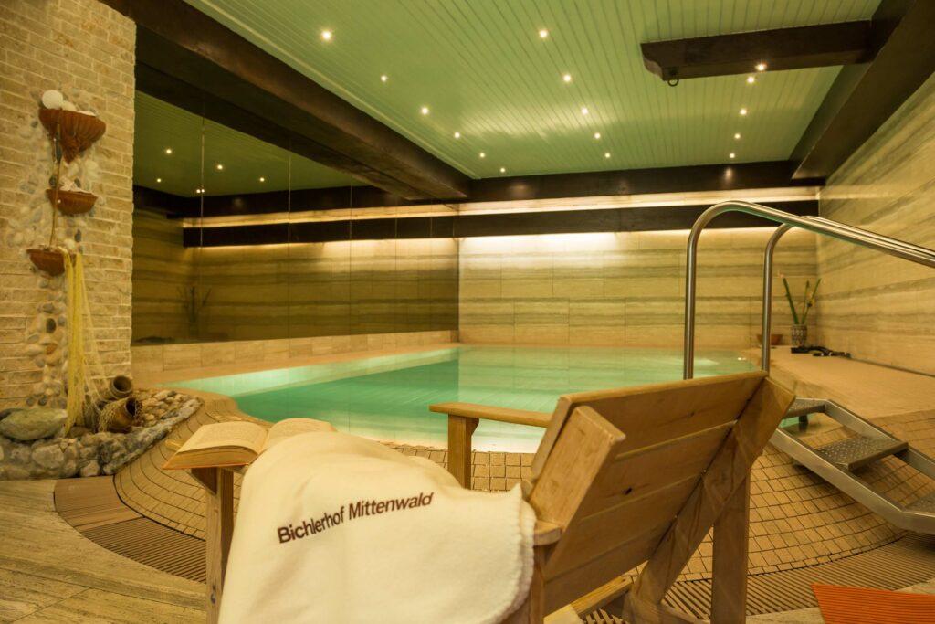 Hotel Bichlerhof Mittenwald Wellness
