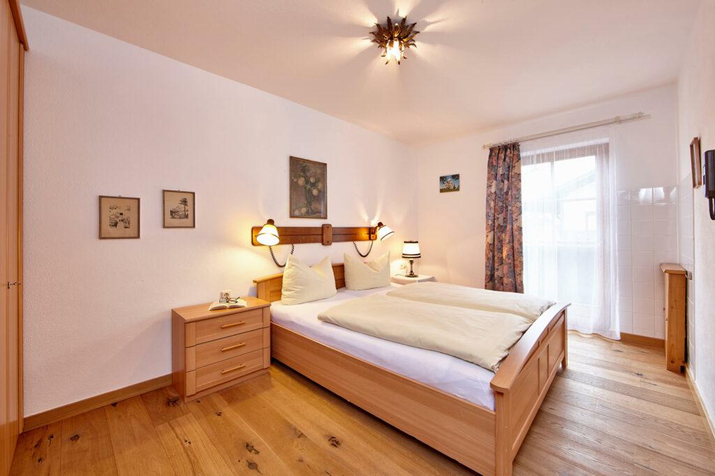 Hotel Gästehaus Bichlerhof Mittenwald Ferienwohnung Doppelzimmer